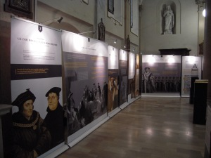 La mostra allestita a Milano